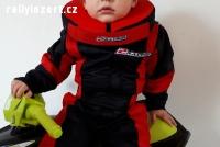 Dětský límec pod helmu ochrana krku