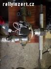 Elektrické servo a řízení autokros