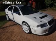 OCTAVIA WRC EVO III