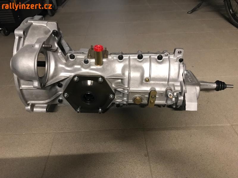 4° bezsynchronní převodovka pro vozy Škoda 100-130