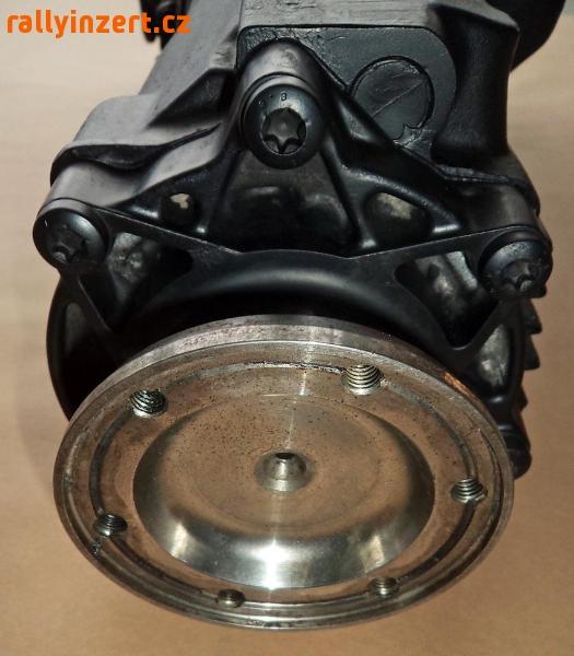 Audi S2 Quattro Gearbox