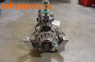 Escort cosworth FFD 6 speed gearbox