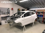 For sale Ford Fiesta R2 chassis!