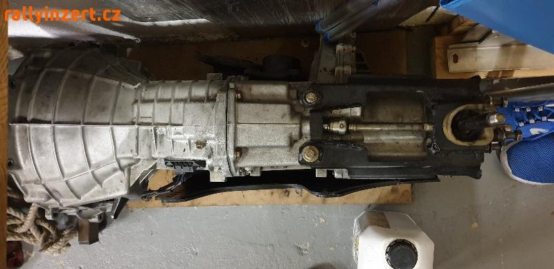 Ford MT75 Gearbox COSWORTH 4X4 GpA & GpN RARE