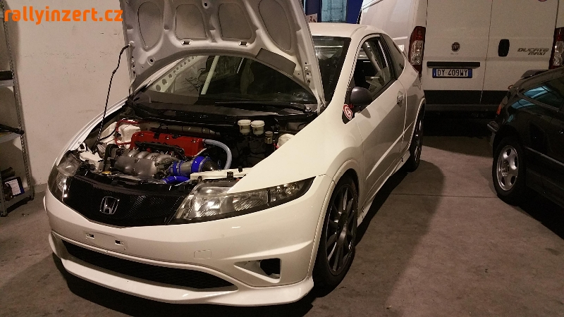 Honda Civic Fn2 Full GrA/Racing Start /F2000 /K11