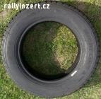 Nové zimní pneu 165/70R14C Michelin - nejeté