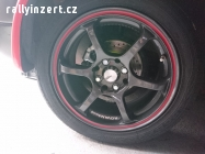 Predám disky ADVAN Racing R15