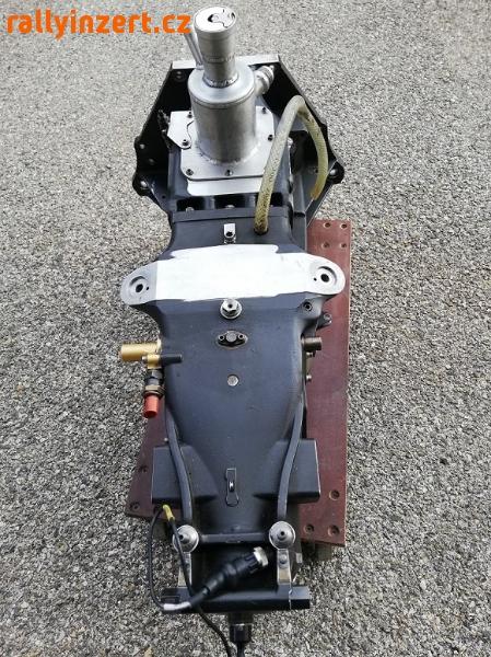 Sadev SL 75-14 gearbox