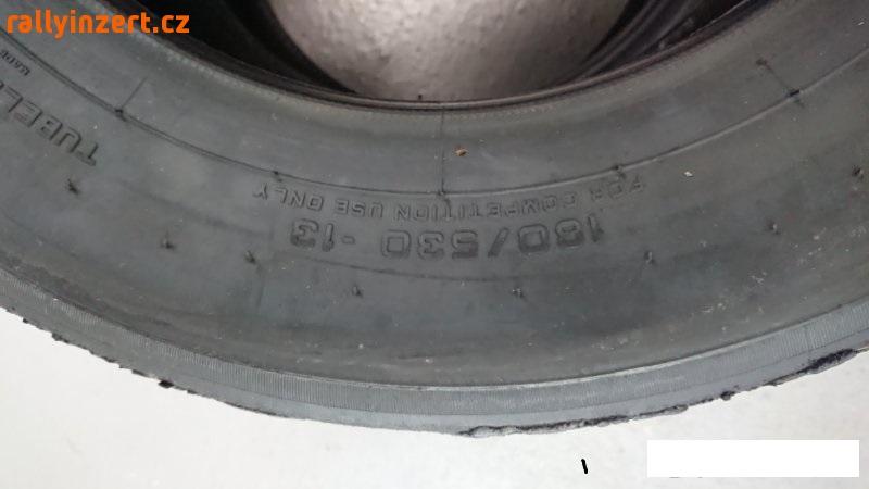 Slicky Pirelli 180/530 R13 + 200/540 R13